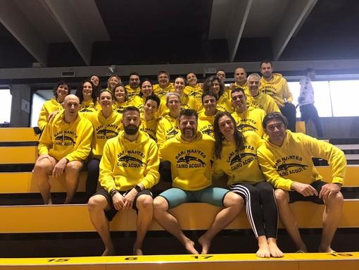Nuoto, Rari Nantes Cairo: sono ben 46 le medaglie conquistate alla Sciorba