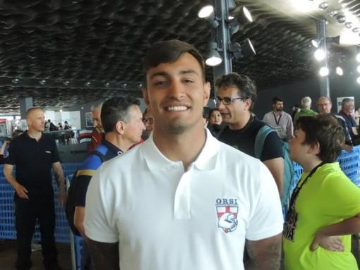 Rugby: arriva la chiamata in Nazionale per il genovese Pierre Bruno, tutte le convocazioni del CT Crowley