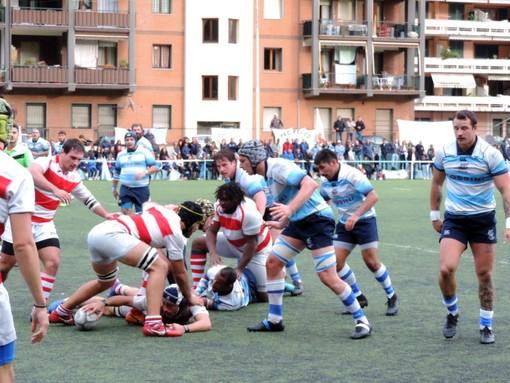 Rugby: Savona a riposo, Pavia riallunga battendo l'Union Riviera