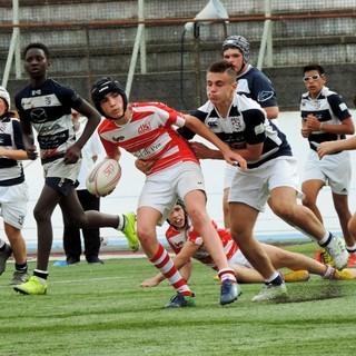 Rugby: l'attività facoltativa prosegue spedita, il recap con gli ultimi risultati