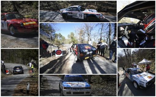 36° Sanremo Rally Storico tredici nazioni all'assalto del podio: ieri lo spettacolo dello 'shakedown' (Foto e Video)