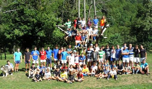 Rugby: prosegue a pieno ritmo il Campus, organizzato dalle Province dell'Ovest