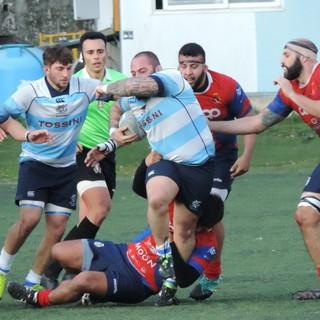 Rugby: quasi 100 mete nelle gare del weekend, ecco tutti i risultati