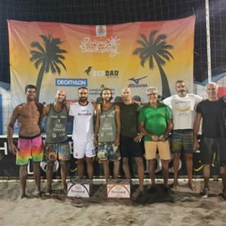 Riviera Beach Volley: Pico-Sarra e Arpino-Amisano vincono il Circuito Menabrea
