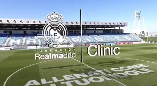 Calcio, Albenga. A Luglio arriva il Clinic del Real Madrid. Iscrizioni aperte per ragazze e ragazzi dai 7 ai 16 anni