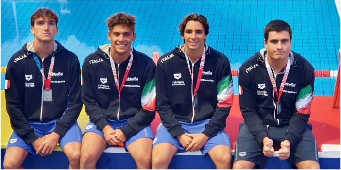 Pallanuoto, Mondiali Under 20. L'Italia è d'argento, orgoglio della R.N. Savona per Angelini, Caldieri, Da Rold, Iocchi Gratta e Patchaliev