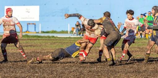 Il Rugby Savona supera la capolista Pavia e chiude il 2019 senza sconfitte