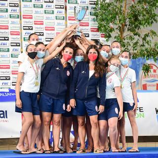 Sincro: Campionato Italiano Estivo cat. Ragazze, la Carige R.N. Savona vince 2 ori ed Campione d'Italia