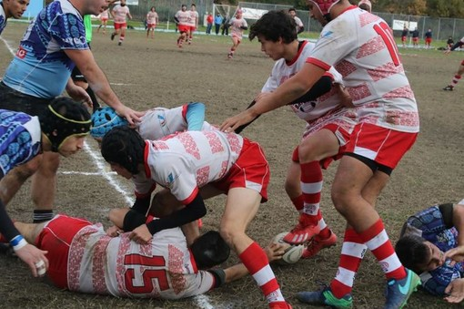 Rugby Savona apre il girone promozione col Novara, prima della classe