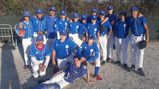 Baseball: vittoria della squadra mista con giocatori della Riviera Finale alla 'Cavigal's Cup' di Nizza