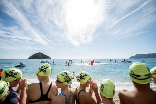 Swimtheisland Bergeggi: Nicola Tempesta e Bianca Seregni vincono i 6000m