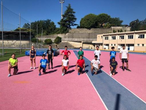 Sci: a Celle Ligure inizia la nuova stagione con il raduno Children