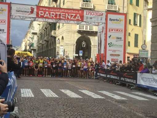 """La 6° edizione della """"Savona Half Marathon International"""" si terrà il prossimo 14 giugno"""