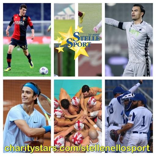 Audero, Shomurodov, Musetti, Quinto Pallanuoto e Nazionale Baseball:  5 cimeli top per l'Asta di Stelle nello Sport