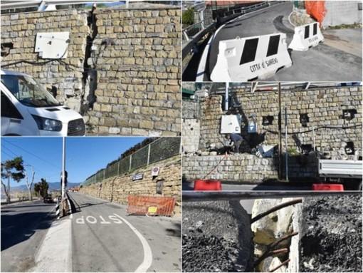 Milano-Sanremo 2021: a rischio la salita del Poggio? La strada è ancora chiusa per il rischio cedimento e mancano solo 37 giorni alla Classicissima (Foto)