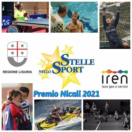 Domani al Porto Antico (ore 19)  la cerimonia del Premio Fotografico Nicali - Iren promosso da Stelle nello Sport