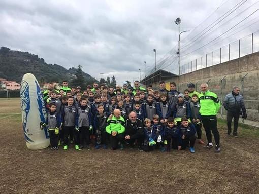 Calcio. Grande successo al 'Marzocchini' per lo stage di giovani portieri (FOTO)