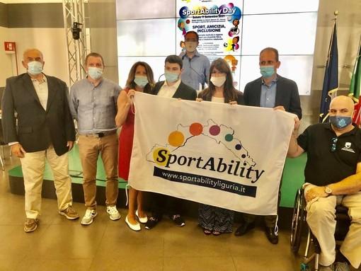 """Sabato alla Sciorba di Genova il primo """"SportAbility Day"""", una giornata di sport, amicizia, inclusione per ragazzi con disabilità"""
