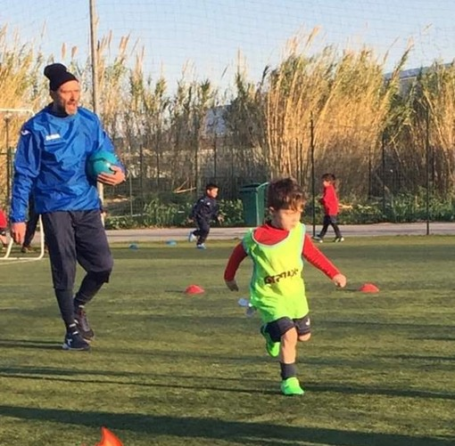 Calcio, Vado. Missione compiuta per mister Stefano Gandolfo, ottenuto il patentino Uefa C