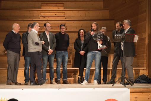 Polisportiva del Finale: E' il tennista Biagio Grammaticopolo lo Sportivo del'Anno 2019