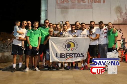 Savona Cup. La vittoria si decide ai rigori, l'impresa Edile Petrit Lleshi supera la Vecchia Savona 1880
