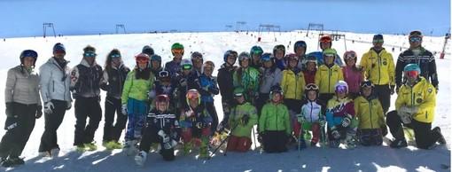 Sci Alpino: le convocazioni per la squadra ligure Children