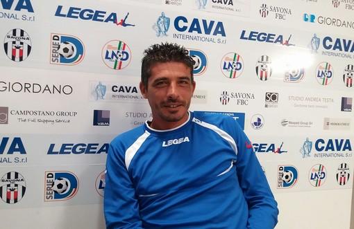 Luca Tabbiani al Valerio Bacigalupo