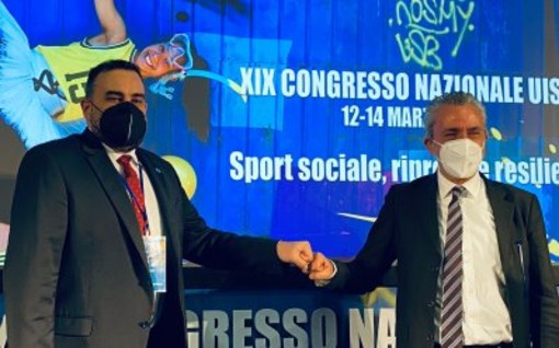 Uisp: la presidenza passa in Liguria, Tiziano Pesce è il nuovo massimo dirigente nazionale
