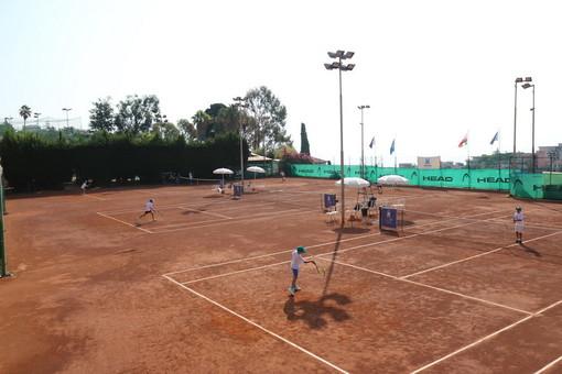 Al Tennis Club Solaro di Sanremo la quarta edizione della 'Volée Cup' torneo tennistico Giuseppe Fassola con borsa di studio a fini sportivi