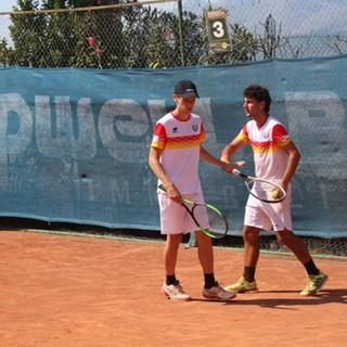 Tennis. Un'impresa tira l'altra per il TC Finale: la vittoria di Gaeta regala i playoff verso l'A2