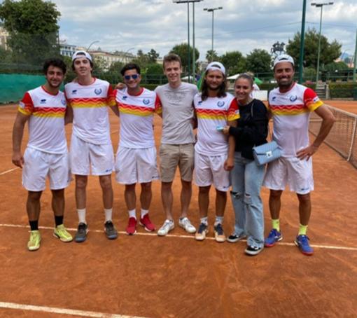Tennis Club Finale. Colpo grosso in Serie B, arriva una doppia vittoria