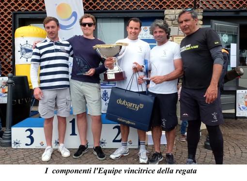"""Vela. Trofeo Carpaneda: Vince Francesco Vauban """"Botta a dritta 9"""", sul podio anche Charles di Borbone e Paolo Rotelli"""