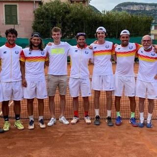 Tennis, play off B1 maschile. Finale ci prova, ma il primo match va a Trento