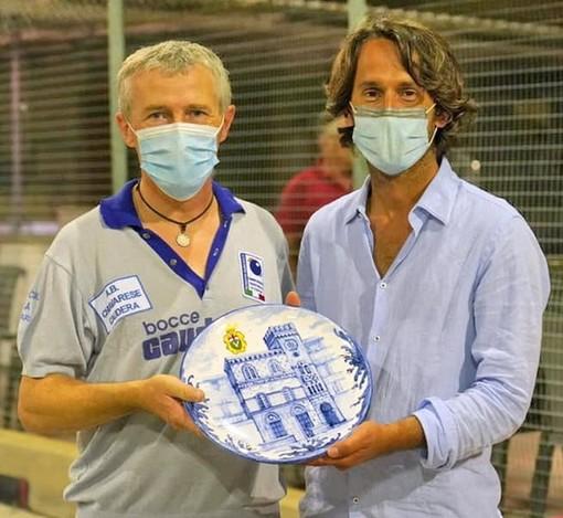 La Bocciofila Chiavarese si aggiudica il VII Trofeo Vittorio Badano a Varazze