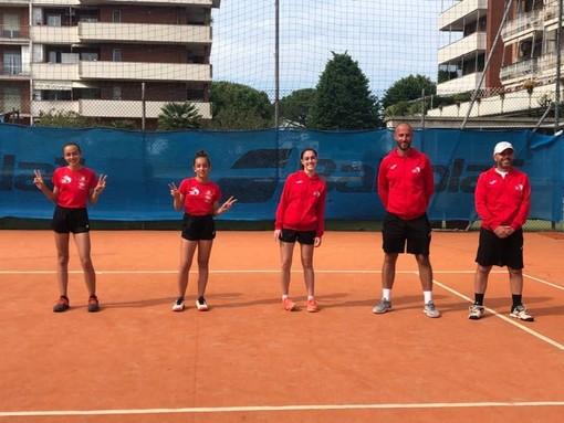 Tennis Femminile: Loano può festeggiare la promozione in D3, buoni riscontri anche dalle altre categorie