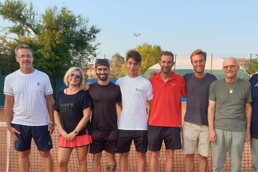 Il Tennis Club Vado a Palermo per un torneo internazionale