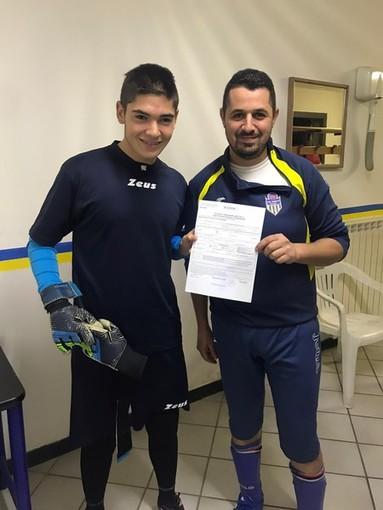 """""""Colpaccio"""" per Toirano Futsal: arriva il """"portierone"""" Andrea Mantoan"""