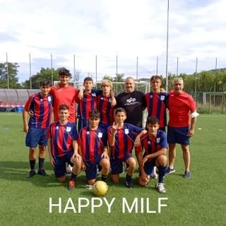 """Calcio. Vado. Il team Happy Milf svetta nel torneo """"Il Club Rossoblu"""" nelle leve 2007/2008"""