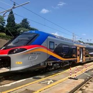 Liguria, salgono a 27 i nuovi treni in circolazione