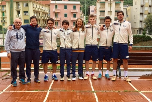 Tennis: il TC Finale può brindare alla salvezza contro il Play Pisana Roma