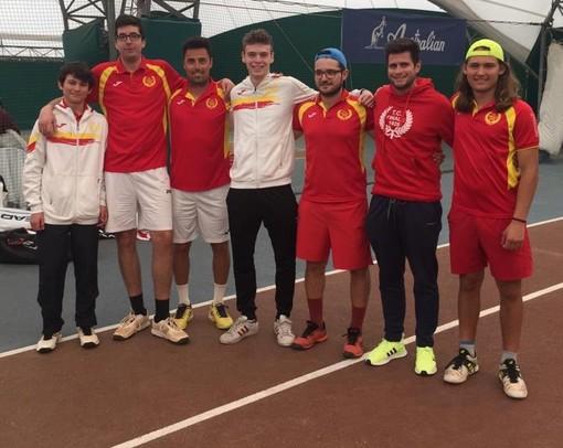 Tennis. Buon pareggio in trasferta per il TC Finale nella prima giornata del campionato di serie B