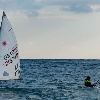 La vela nazionale è tornata ad Andora nell'ultimo weekend