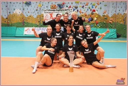 Volley: il Trofeo Internazionale di Carcare lascia per la prima volta l'Italia, il titolo va al VBC Cheseaux