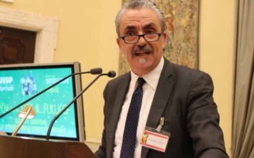 Vincenzo Manco, presidente nazionale Uisp