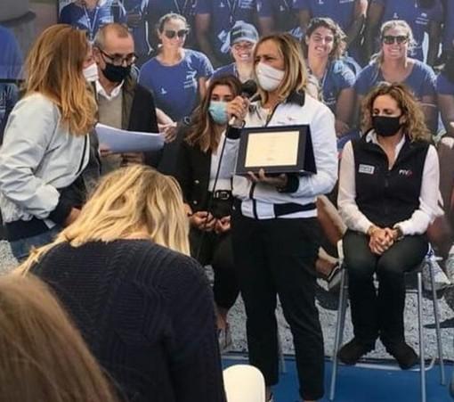 """La """"Pino Carattino"""" del Varazze Club Nautico premiata quale sesta miglior scuola FIV"""