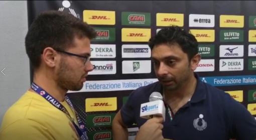 """Volley. Coach Mazzanti promuove la prima uscita contro la Turchia: """"Viste cose davvero buone, ci manca ancora un pizzico di costanza"""" (VIDEO)"""
