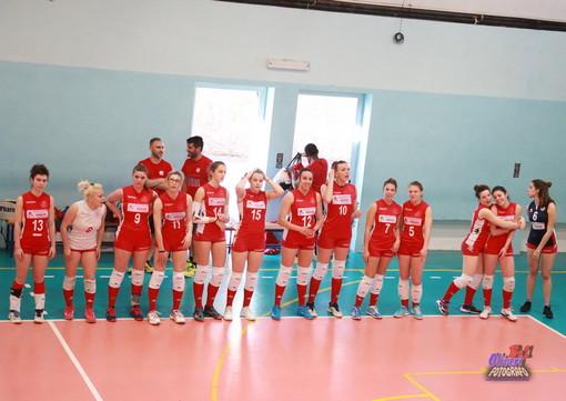 Volley, Serie C femminile: a Carcare gara 1 della finale playoff, le foto di Bruno Oliveri