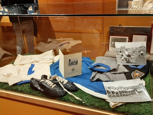Vado ricorda Valerio Bacigalupo e il Grande Torino con una mostra mozzafiato a Villa Groppallo (FOTO e VIDEO)