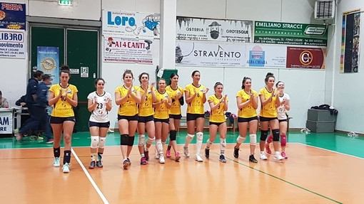 """Foto tratta dalla pagina Facebook """"Volley Finale"""""""