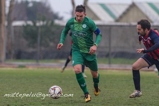 Calciomercato. Che colpo per la Fezzanese, ritorna in verde l'ex Veloce Andrea Baudi
